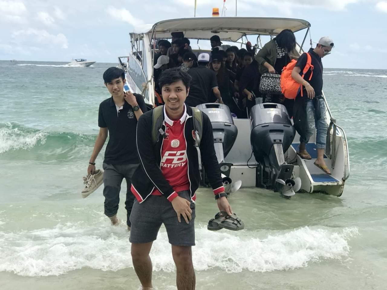 สาขาวิชาการท่องเที่ยว TOURISM